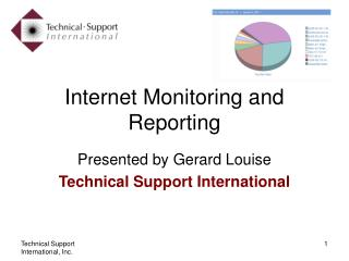 Internet Monitoring and Reporting