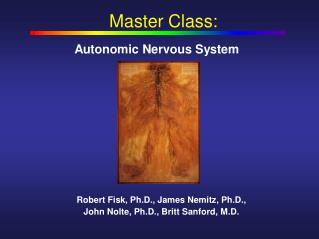 Master Class: