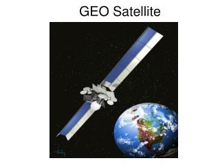 GEO Satellite