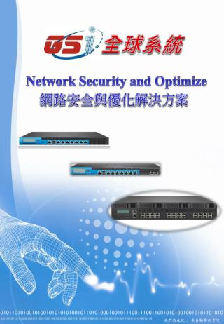 Network Security and Optimize