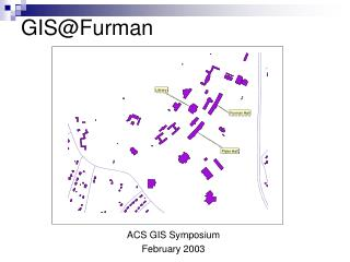 GIS@Furman