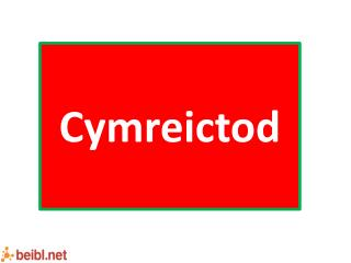Cymreictod