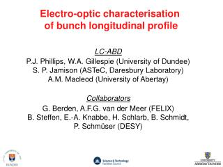 LC-ABD P.J. Phillips, W.A. Gillespie (University of Dundee)