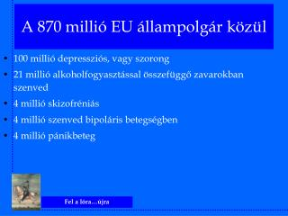 A 870 millió EU állampolgár közül