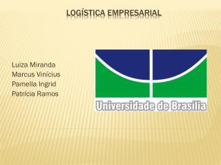 Log�stica empresarial
