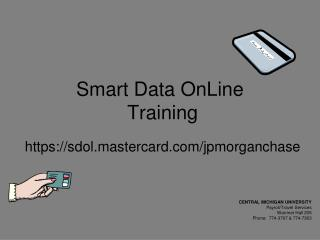 Smart Data OnLine  Training