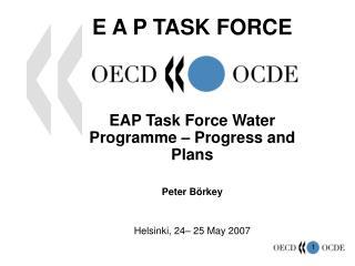 E A P TASK FORCE