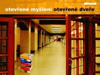 Otevren  my len  otevren  dvere