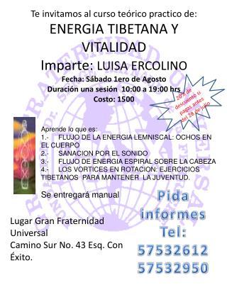 Lugar Gran Fraternidad Universal  Camino Sur No. 43 Esq. Con Éxito.