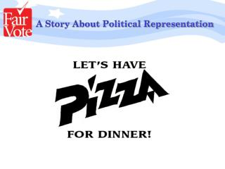 A Story About Political Representation