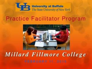 Practice Facilitator Program