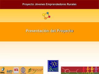 Proyecto J venes Emprendedores Rurales