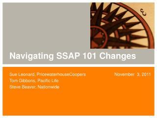 Navigating SSAP 101 Changes