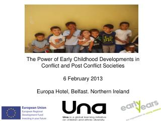 The International Network on  Peace Building with Young Children