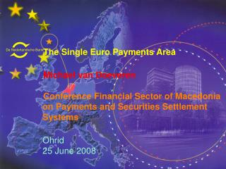 The Single Euro Payments Area