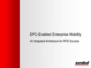 EPC-Enabled Enterprise Mobility