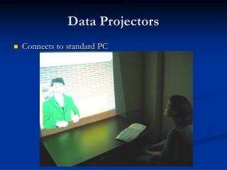 Data Projectors