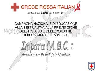 CROCE ROSSA ITALIAN
