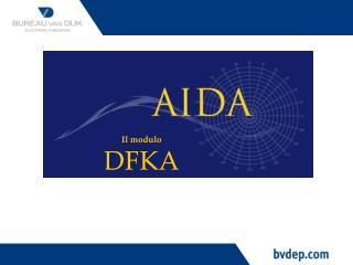 Il modulo DFKA