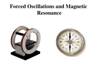 Forced Oscillations and Magnetic  Resonance