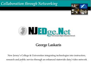 New Jersey's College & Universities integrating technologies into instruction,
