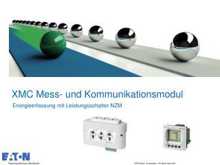 XMC Mess- und Kommunikationsmodul