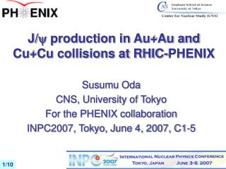 J/ y  production in Au+Au and Cu+Cu collisions at RHIC-PHENIX