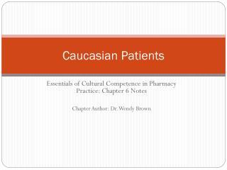 Caucasian Patients