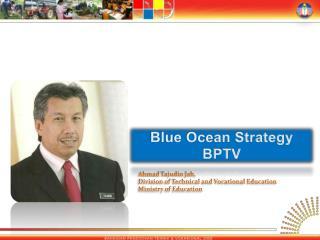 Blue Ocean Strategy BPTV