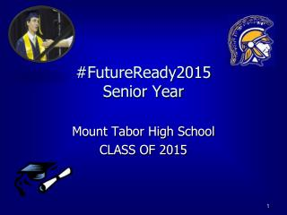 #FutureReady2015 Senior Year