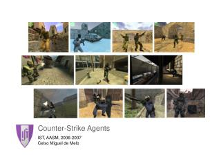 Counter-Strike Agents