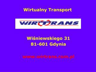 Wirtualny Transport