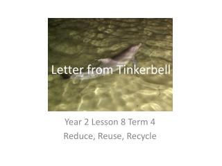 Letter from  Tinkerbell