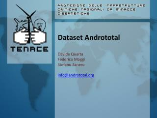 Dataset Andrototal