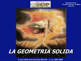 A cura della prof.ssa Enza Morvile – a. sc. 2007/2008