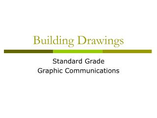 Building Drawings