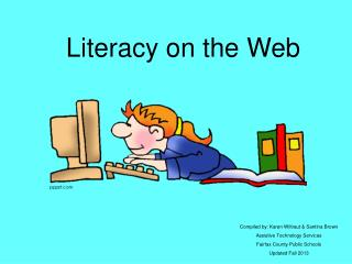 Literacy on the Web