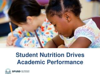 Student  N utrition  D rives  Academic Performance