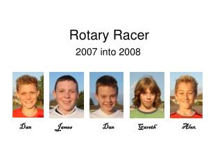 Rotary Racer