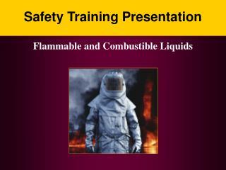 Safety Training Presentation