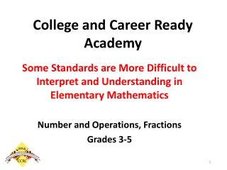 College and Career Ready Academy