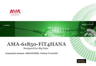 AMA-61850-FiT4HANA Designed for  Big Data
