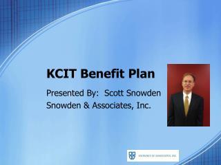 KCIT Benefit Plan