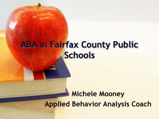 ABA in Fairfax County Public Schools
