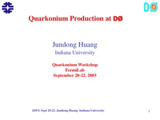 Quarkonium Production at  DØ