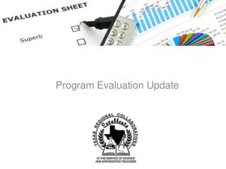 Program Evaluation  Update