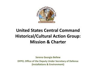 United States Central Command  Historical