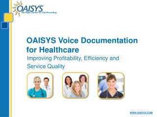 OAISYS Voice Documentation for Healthcare