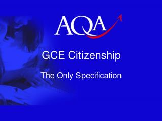GCE Citizenship