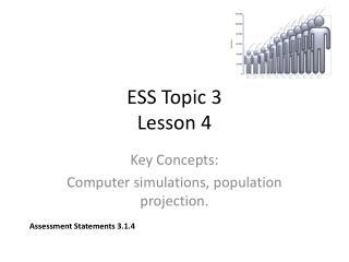 ESS Topic 3  Lesson 4